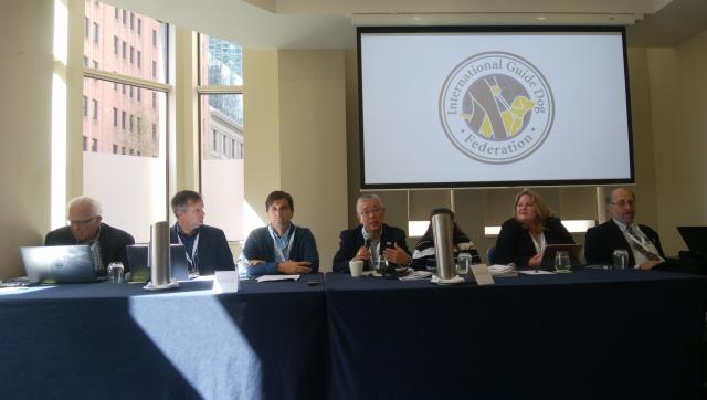 Photo of Accessibility Panel Discussion