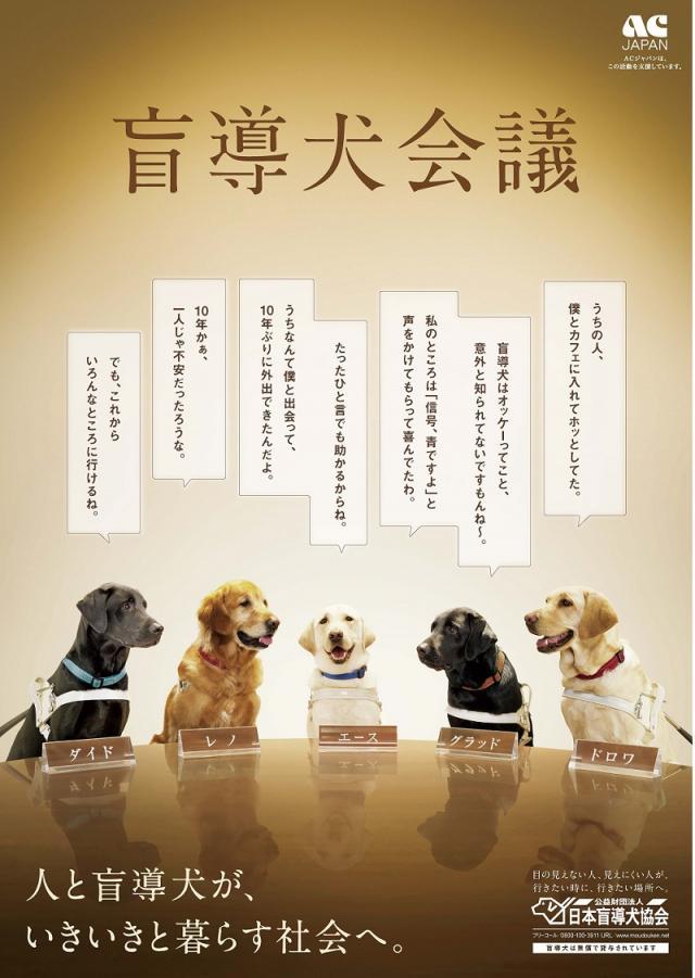 ジャパン 犬 ac cm